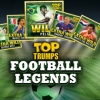 Играть в Top Trumps Football Legends – это интересно и модно