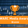 OMD MEDIA DIRECTION, МЕДИЙНЫЙ ДИВИЗИОН AGAMA COMMUNICATIONS,  ВЫИГРАЛ БРОНЗУ В КОНКУРСЕ WARC MEDIA AWARDS