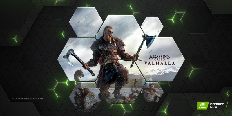Assassin's Creed Valhalla доступна на GFN.RU